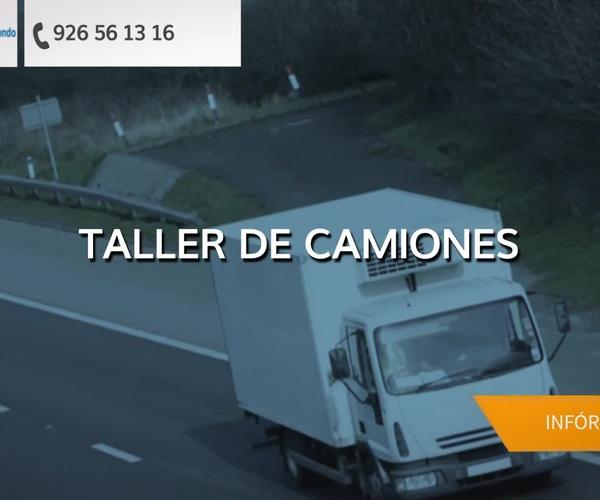 Talleres de vehículos industriales en Ciudad Real | Taller José Vicente Ucendo Lizcano