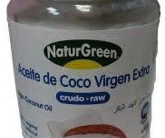 ACEITE DE COCO VIRGEN EXTRA, NATURGREEN: Catálogo de La Despensa Ecológica