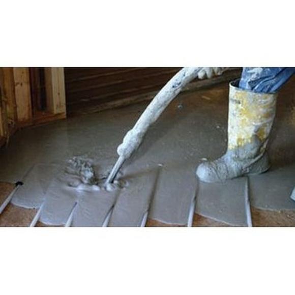 Continuos cementosos coloreados: Nuestros servicios de Pulimentos Molina