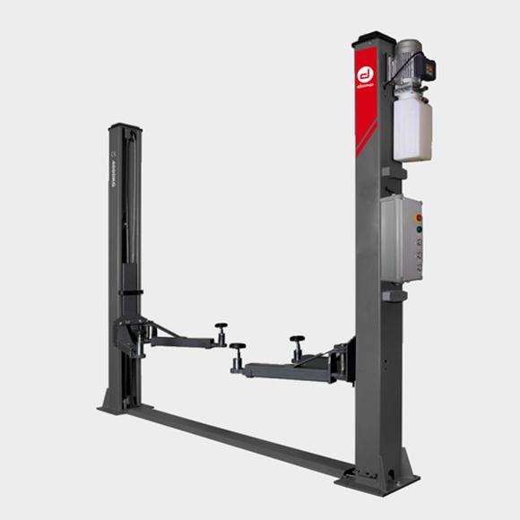 Elevador dos columnas electro-hidraulico 4000 Kg: Productos de Maquidosa, S.L.