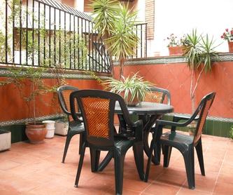 Sala de estudio: Instalaciones y servicios de Residencia Universitaria El Pilar