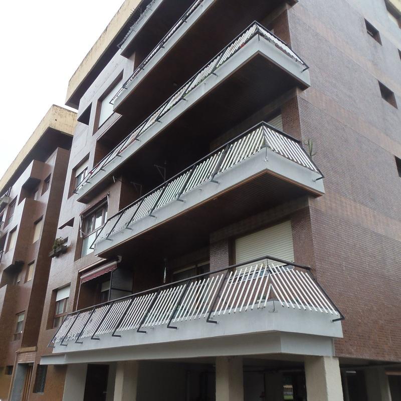 Cambio de balcones: Servicios  de Arkibatz