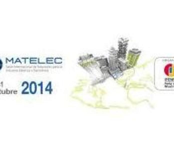 Ferias Otoño 2014: MATELEC 2014 en Madrid