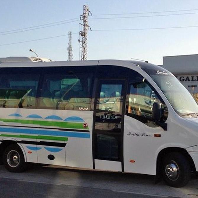Por qué alquilar un minibús en despedidas de soltero