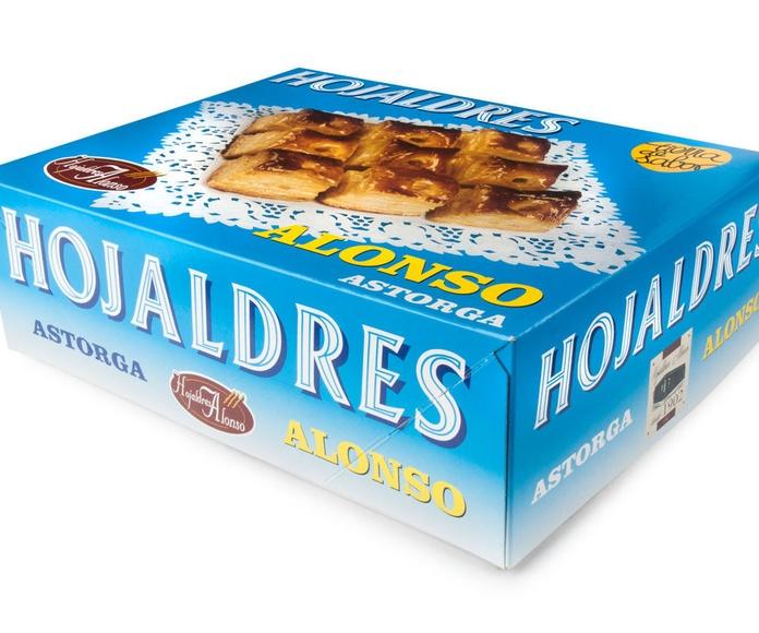 Hojaldres 350 grs.: Productos de El Racó del Bierzo