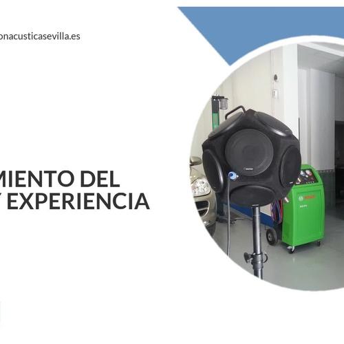 Mediciones acústicas en Sevilla | Rui2 Ingeniería Acústica