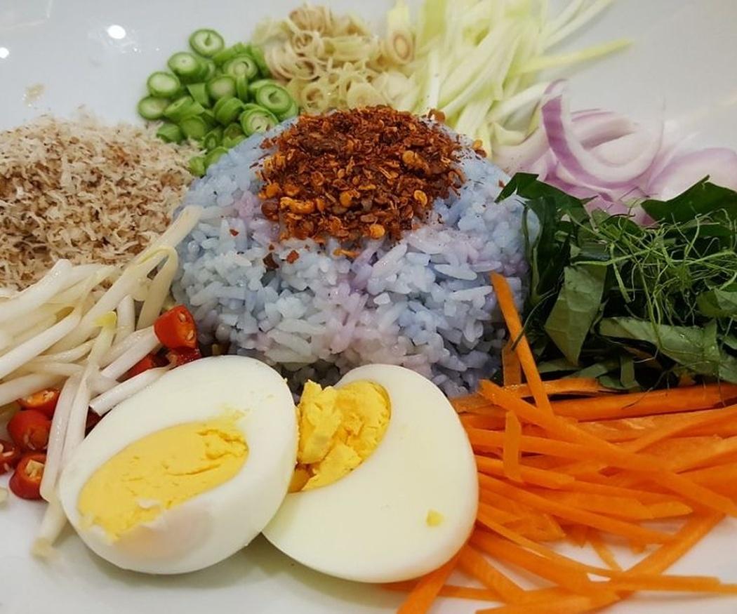 La importancia de las materias primas en la cocina tailandesa