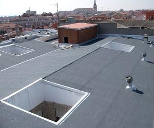 Impermeabilizaciones de cubiertas en Madrid