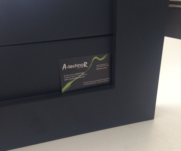 Ventanas de aluminio en Getafe | Atechnor
