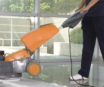 Limpieza de oficinas: Servicios de Limpiezas Eva