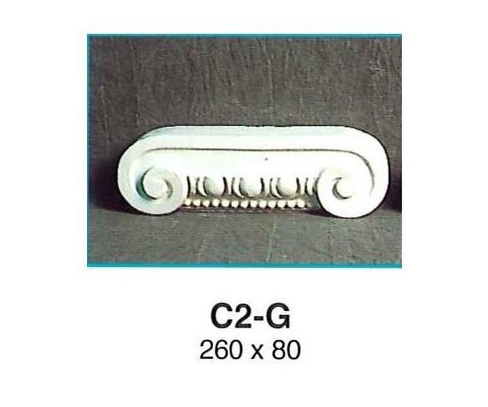 Capitel C2-G: Catálogo de Galuso