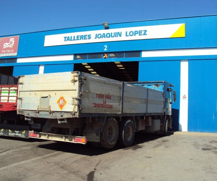 Iveco Cursor 350 Eurotech: Servicios de Talleres Joaquín López, S.L.