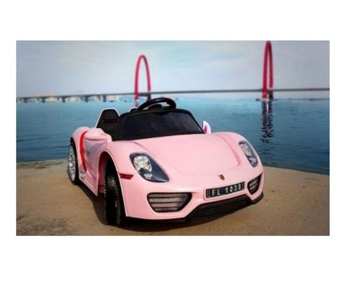 Porsche 918 Spyder rosa