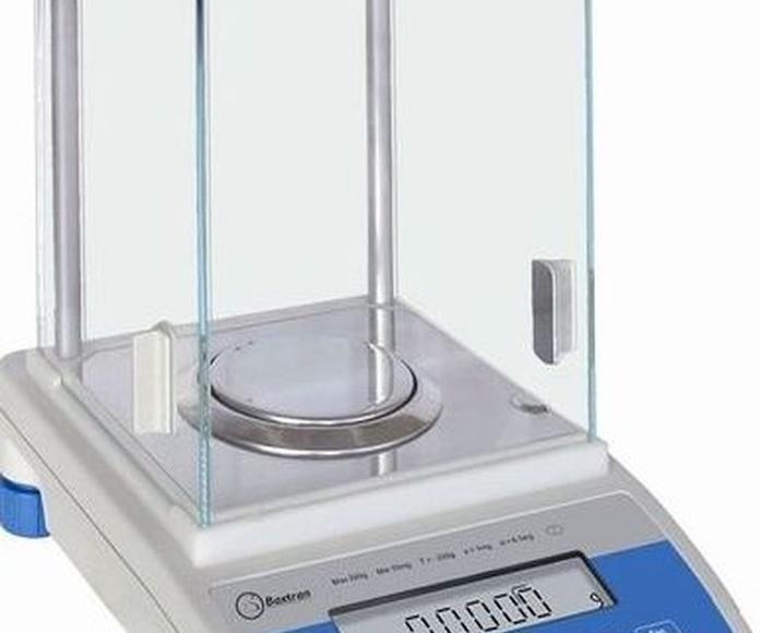 balanza laboratorio valencia