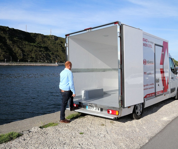 Alquiler camión isotermo Avilés