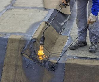 Aislante térmico: Servicios de Trabajos Verticales Selas