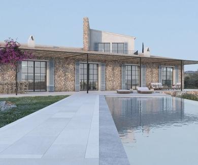 Renders de la obra de Villa Mondragó apunto de terminarse