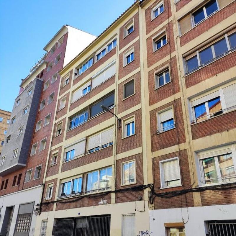 Sector Centro - Camino Las Torres, calle Sancho Abarca nº 1:  de Fincas Goya