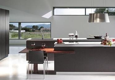 Cocina Delta modelo Cerámica