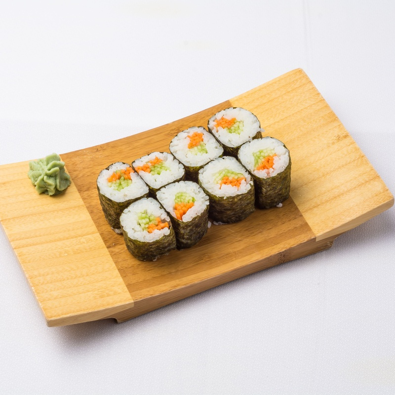 Maki de verduras: Carta de Restaurante Sowu