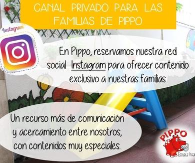 Pippo Instragram