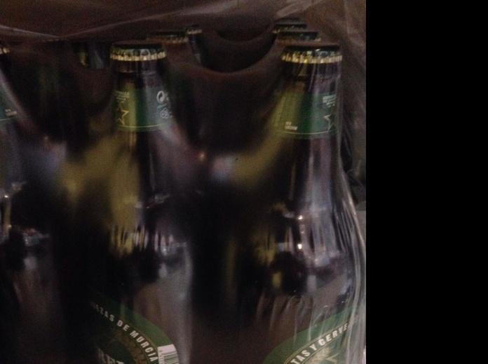 Estrella 1l cerveza