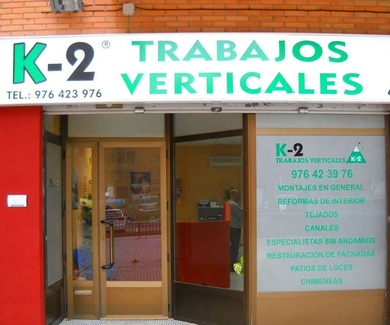Reparacion de fachadas Zaragoza