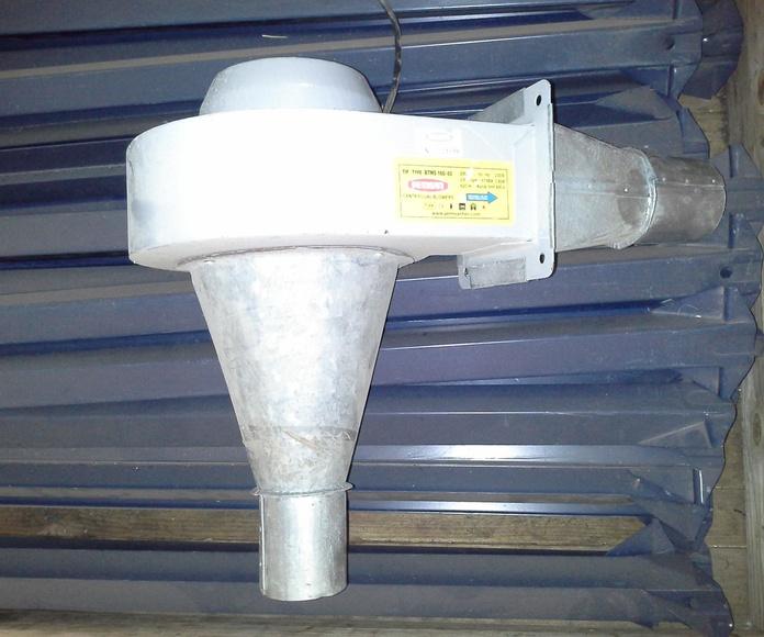 turbina en desguaces clemente de albacete