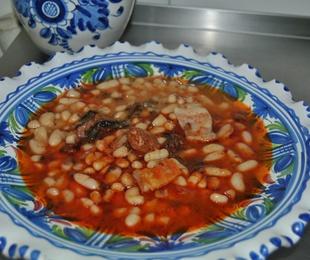 1 Fabada Asturiana.