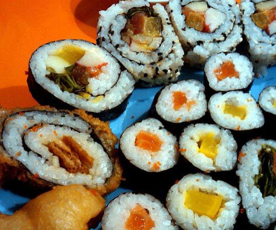 Hosomakis, un plato imprescindible en la cocina japonesa