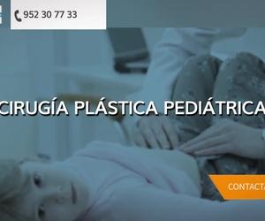 Cirugía plástica pediátrica en Málaga | Fernando Camacho González