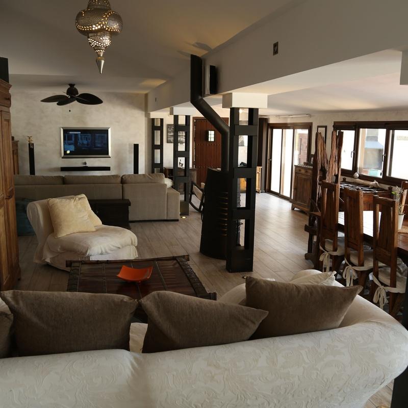 Villa individual en la sierra de Mijas: Casa en alquiler de Villas Mijas