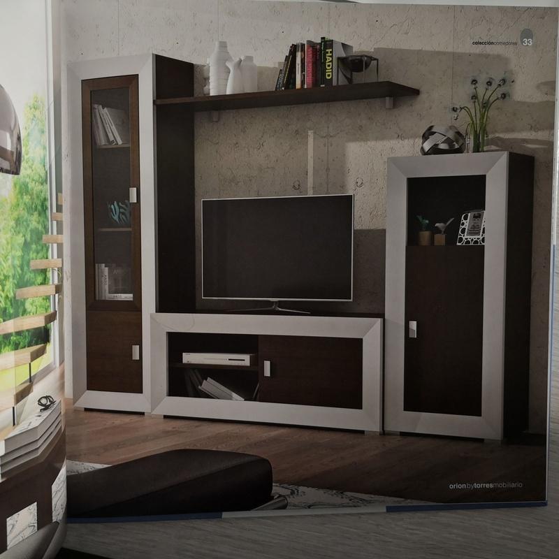 Mueble de Salon 260cm RF 210 Orion Desde 760€
