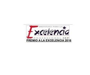 Premio a la Excelencia 2016