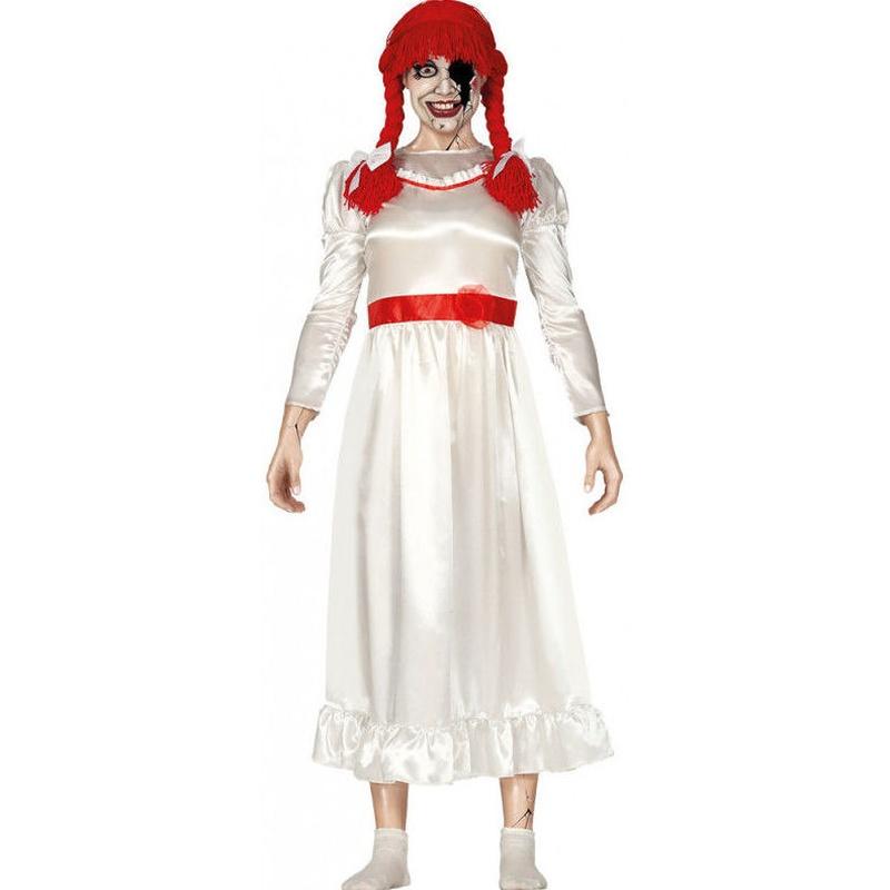 Disfraz muñeca Anabel mujer