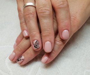 Uñas decoradas