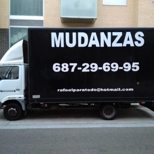 Mudanzas económicas en Zaragoza | Rafael Para Todo