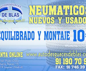 MONTAJE Y EQUILIBRADO DE NEUMATICOS.OFERTA!!!!!