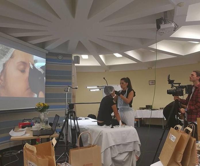 Cursos Microblading By Julieta Gil: Tratamientos y productos de Microblanding By Julieta