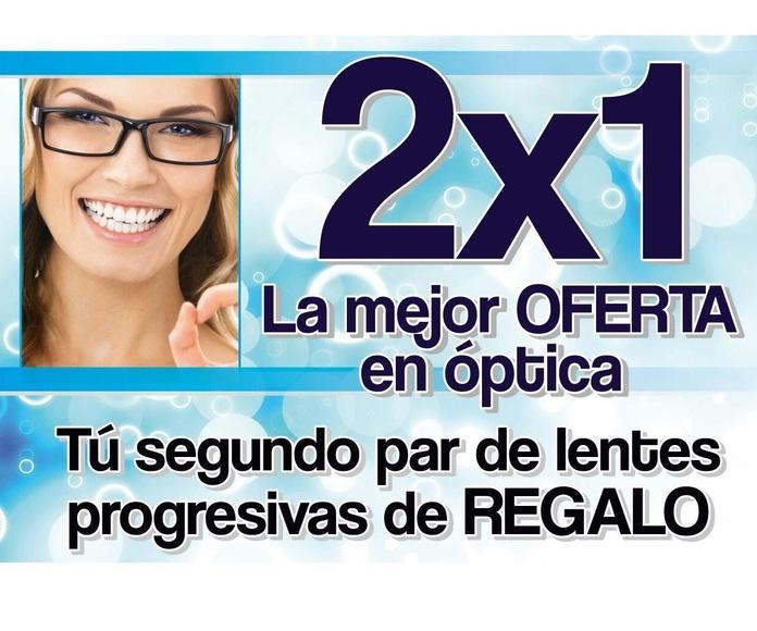 Promociones gafas Madrid