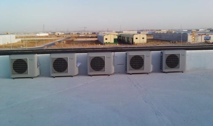 Aire acondicionado industrial Albacete