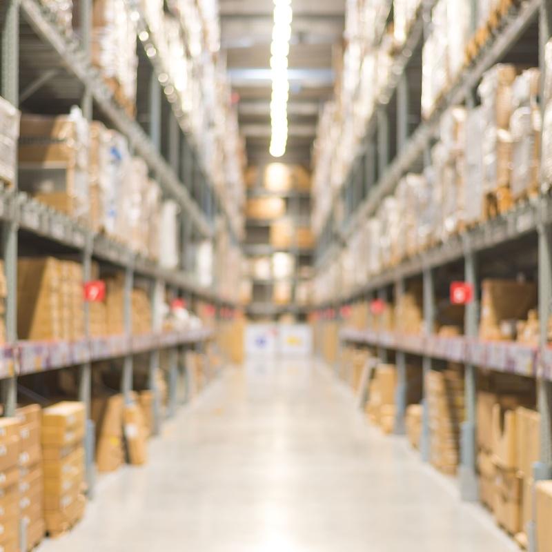 Estanterías metálicas para almacenes: Nuestros productos y servicios de Montajes Prigor