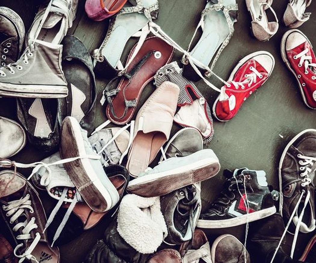 ¿Dónde pongo los zapatos? Algunas ideas...