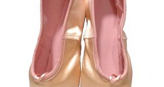 Puntas ballet con refuerzo