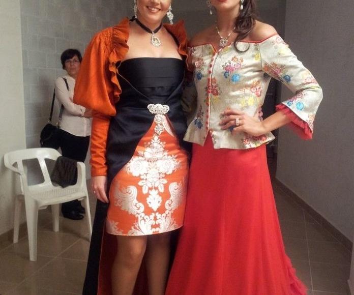 trajes de alta costura Valencia