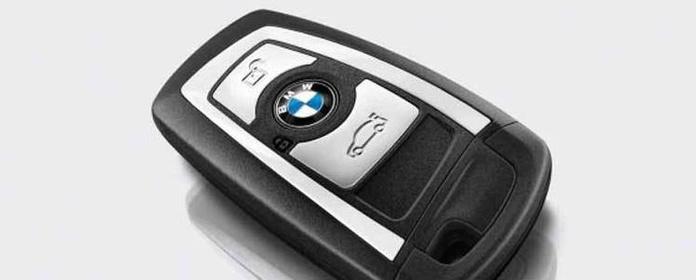 Llave de coche BMW: Productos de Zapatería Ideal