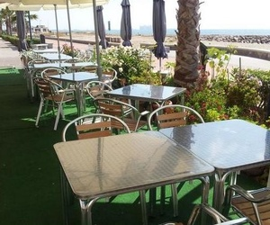 restaurante puçol/comer paella en playa de puçol