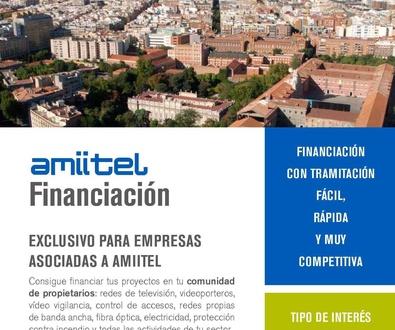 Financiación para las comunidades de Madrid