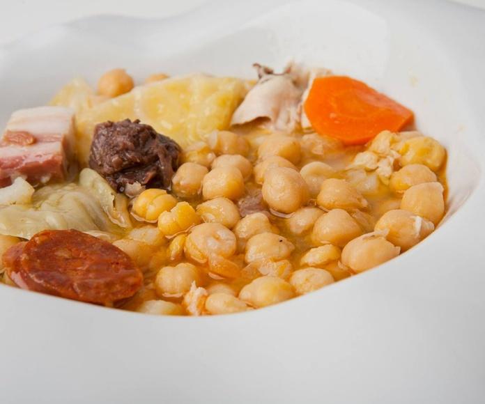 Plato del día: Comidas para disfrutar de Guisando Comida para Llevar