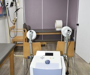 Centro de fisioterapia con profesionales cualificados